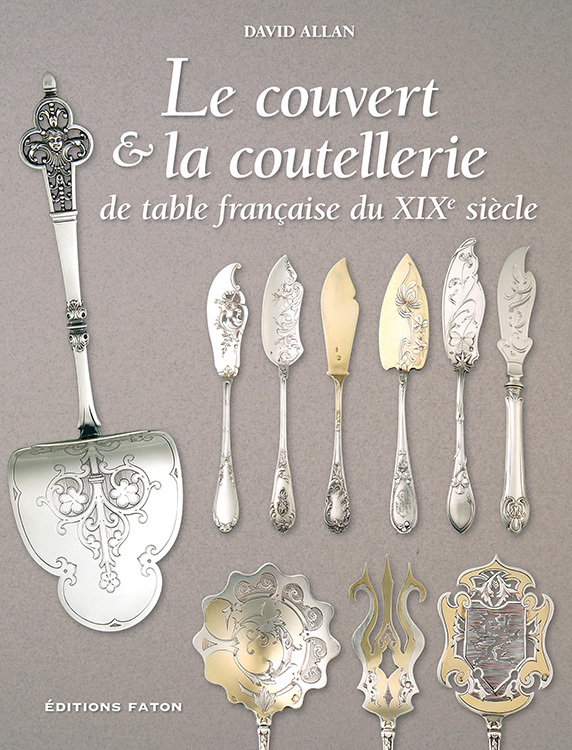 Publications antique for Couvert de table en anglais