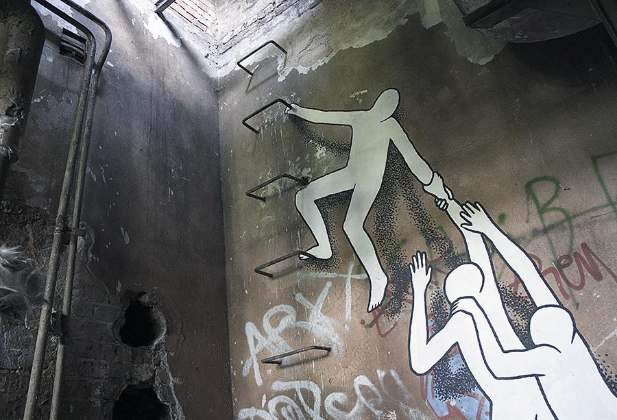 Escape From Wuhlheide Berlin Germany
